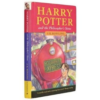 J. K. ROWLING : HARRY POTTER AND THE PHILOSOPHER'S STONE